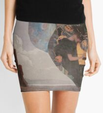 Annabelle Lee Lived By The Sea Mini Skirt