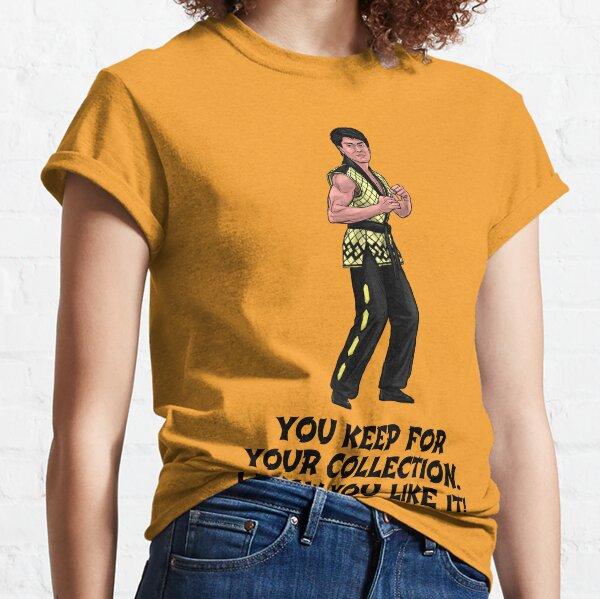 Chozen Toguchi - You Keep For Your Collection - Karate Kid 2 1986 Classic T-Shirt