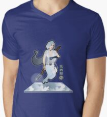 The Game of Kings, Wave One: The White Queen's Pawn Mens V-Neck T-Shirt