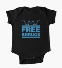 Free Shrug One Piece - Short Sleeve