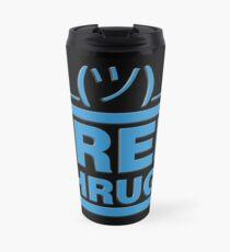 Free Shrug Travel Mug