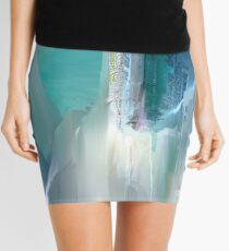 Sea Odyssey (Nb 3) Mini Skirt