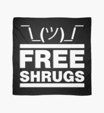 Free Shrugs Scarf