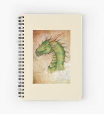 The Green Dragon Spiral Notebook