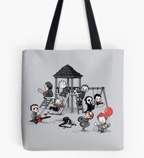 Horror Park Tote Bag