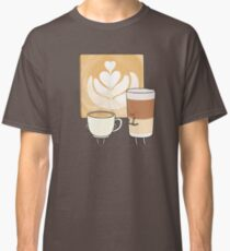 Latte art Classic T-Shirt