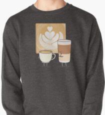 Latte art Pullover