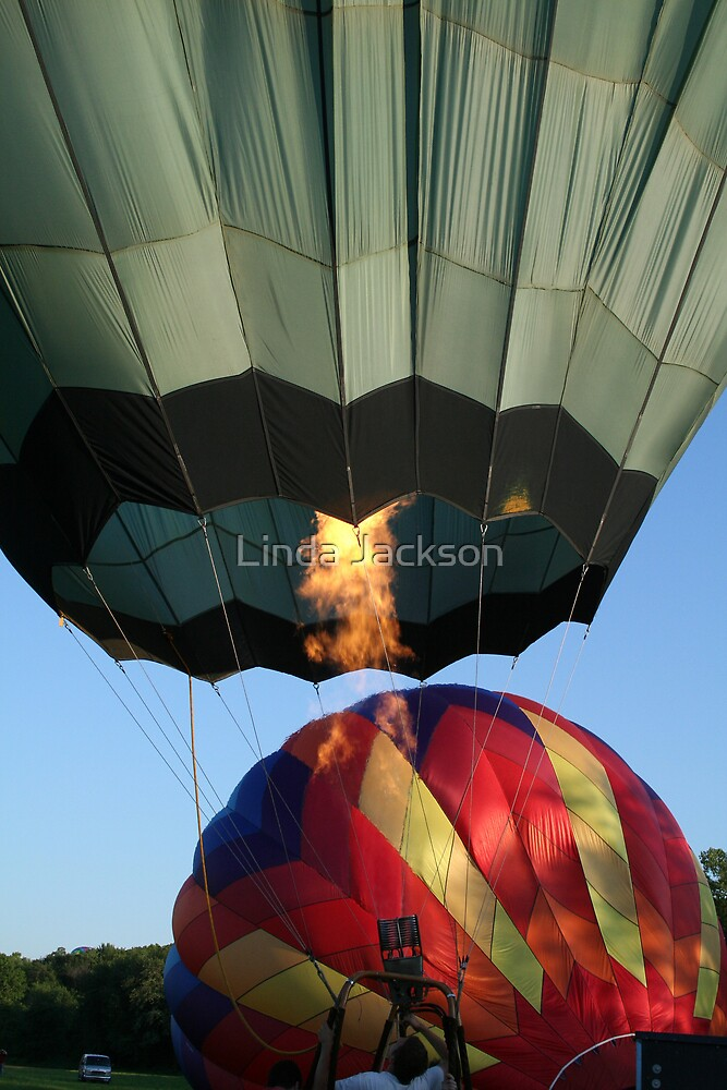 Fire up!  XLTA by Linda Jackson
