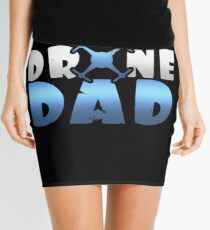 Drone Dad Father's Day Gift Mini Skirt