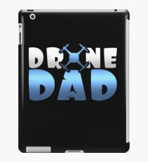 Drone Dad Father's Day Gift iPad Case/Skin