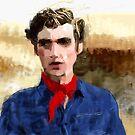 Cowboy Jakes by pinkfloralcake