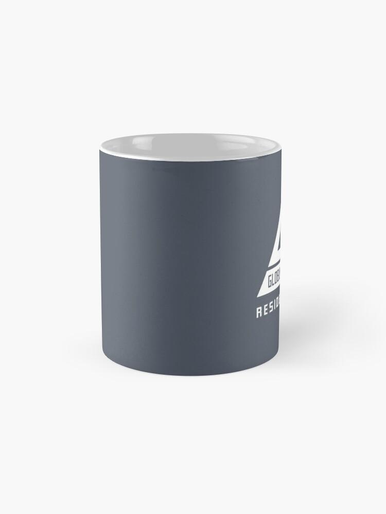Alternate view of Eureka-Resident Genius Mug
