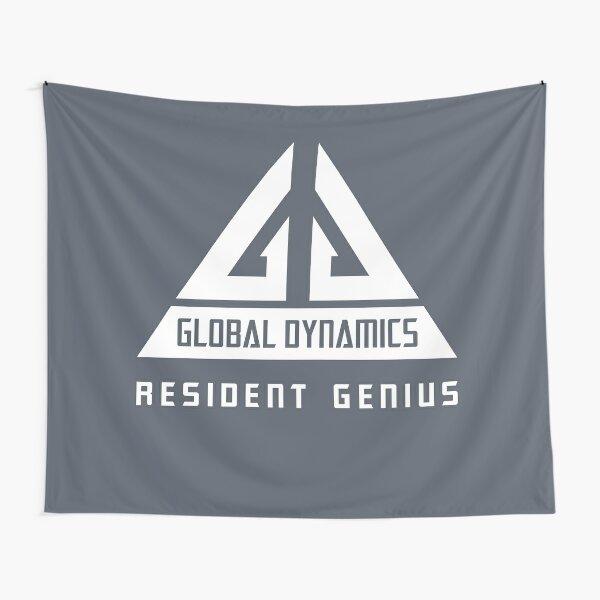 Eureka-Resident Genius Tapestry