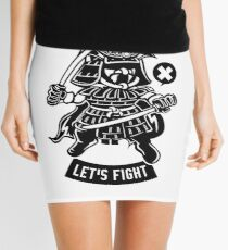 The samurai is back Mini Skirt
