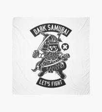 The samurai is back Scarf
