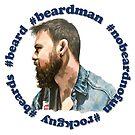 «Ruben: Beardman» de OLIVIA CABALLERO GONZALEZ