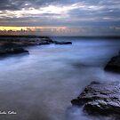 Would You Dare? - Turimetta Beach, NSW by Malcolm Katon