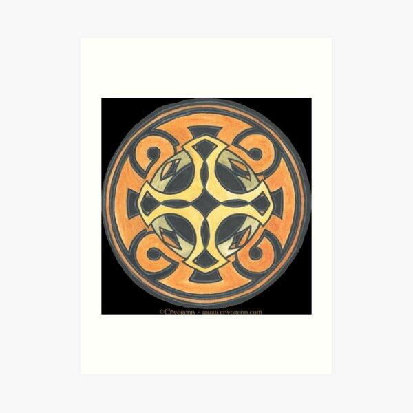 Celtic Crosses Impression artistique