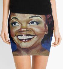 Jill Scott Mini Skirt