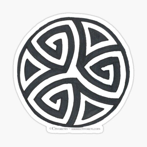 Classic Triskell Sticker