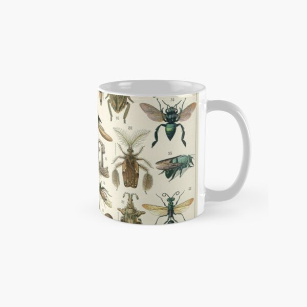 Insects 1 Classic Mug