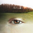 Natural Eyebrows by Monica Carvalho (mofart_photomontages)