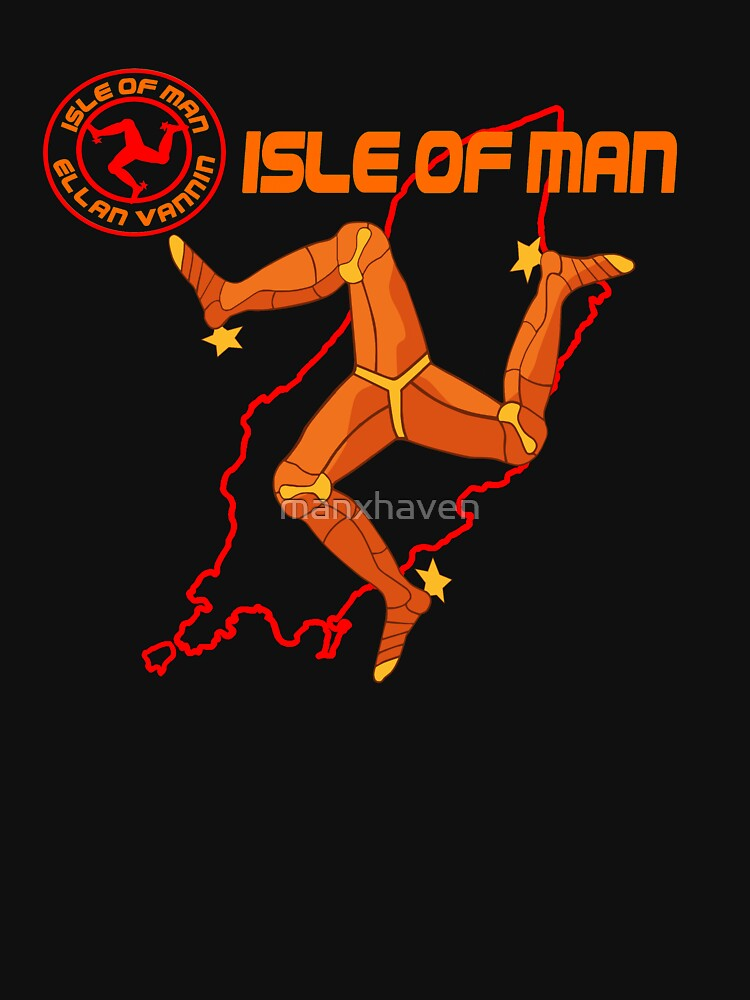The Isle of Man by manxhaven