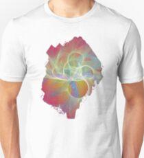 Chaos Spheres Fractal T-Shirt
