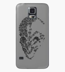 How many have you seen today? | Doctor Who Silents Case/Skin for Samsung Galaxy