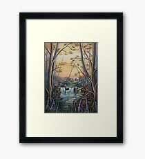 Journey Into A Dream Framed Print