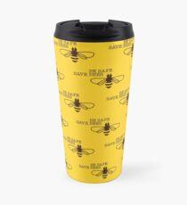 Be Safe - Save Bees Travel Mug