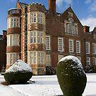 Burton Agnes Hall by Jon Tait