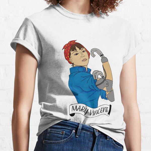 Mary Vincent - MFM Survivor Classic T-Shirt