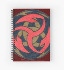 Cuaderno de espiral Harpoon Triskell