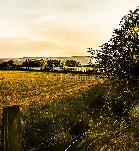 Lancashire, A Romantic Consciousness - A View by Carl Gaynor