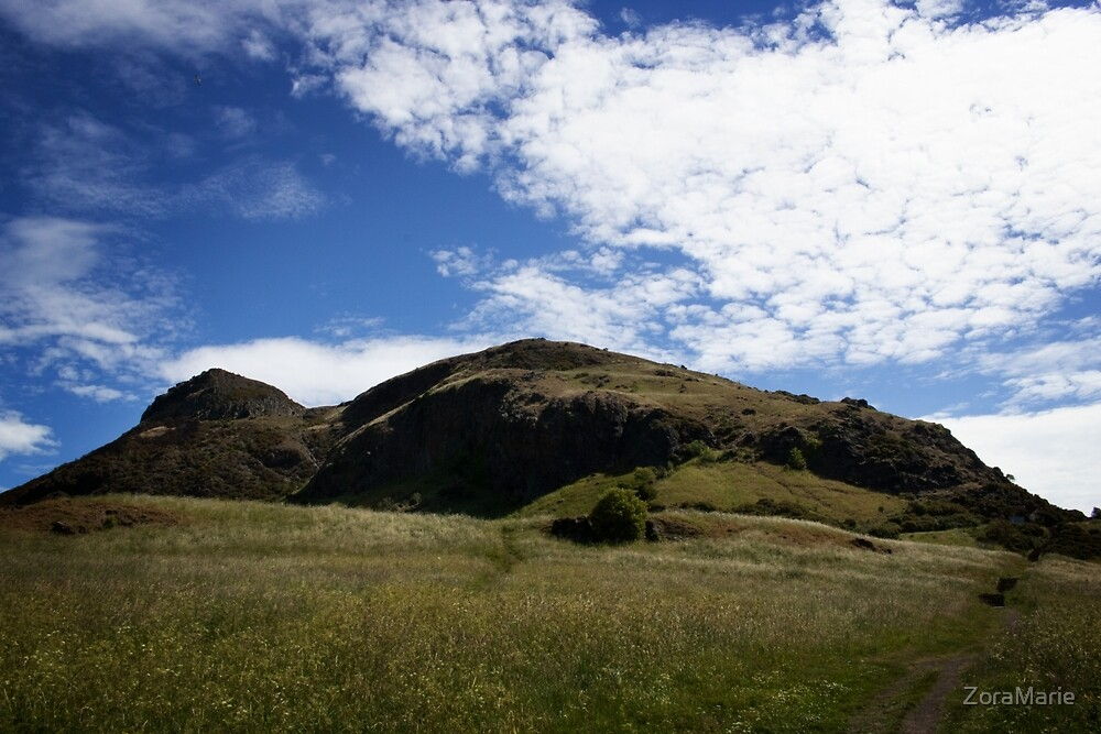 Arthur's Seat by ZoraMarie