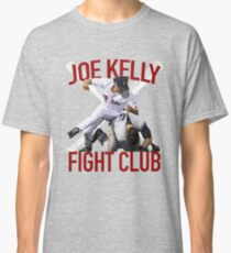 Boston Baseball Red Joe Kelly Fight Club Fan T-Shirt for Men, Women & Kids Sox Classic T-Shirt