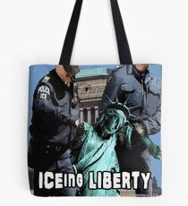 ICEing Liberty Tote Bag