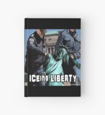 ICEing Liberty Hardcover Journal