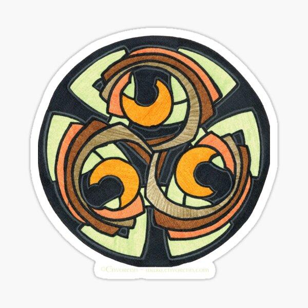 Triskell Scrorpion Sticker