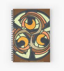Cuaderno de espiral Escorpio Triskell