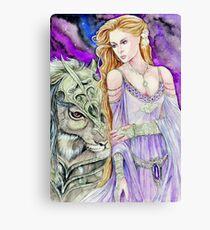 Elin and Soonin Canvas Print
