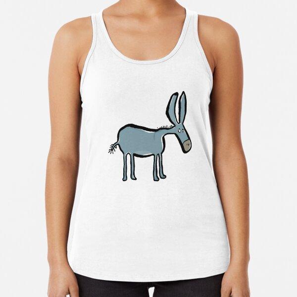 donkey Racerback Tank Top