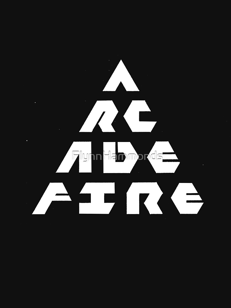 Arcade Fire by FlynnHammonds