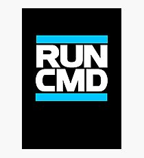 CMD Photographic Print