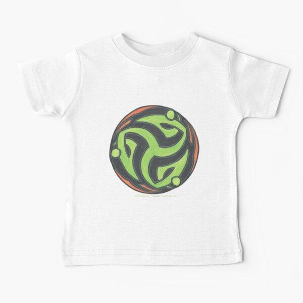 Triskell Spring T-shirt bébé