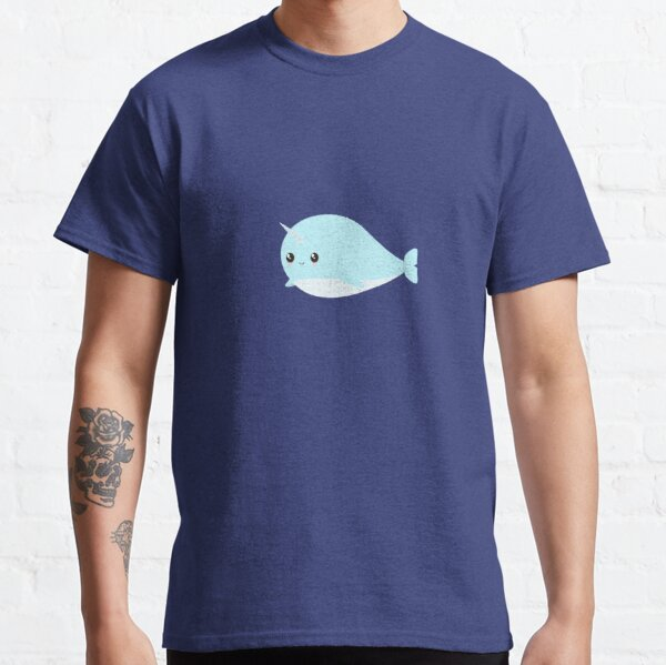 Cute Narwahl Classic T-Shirt