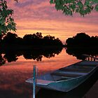 Boat Idyll by christopher363