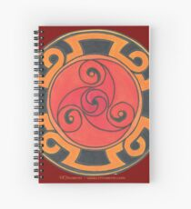 Cuaderno de espiral Triskell Sunshine