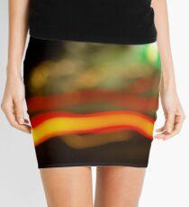 Long Exposure Mini Skirt